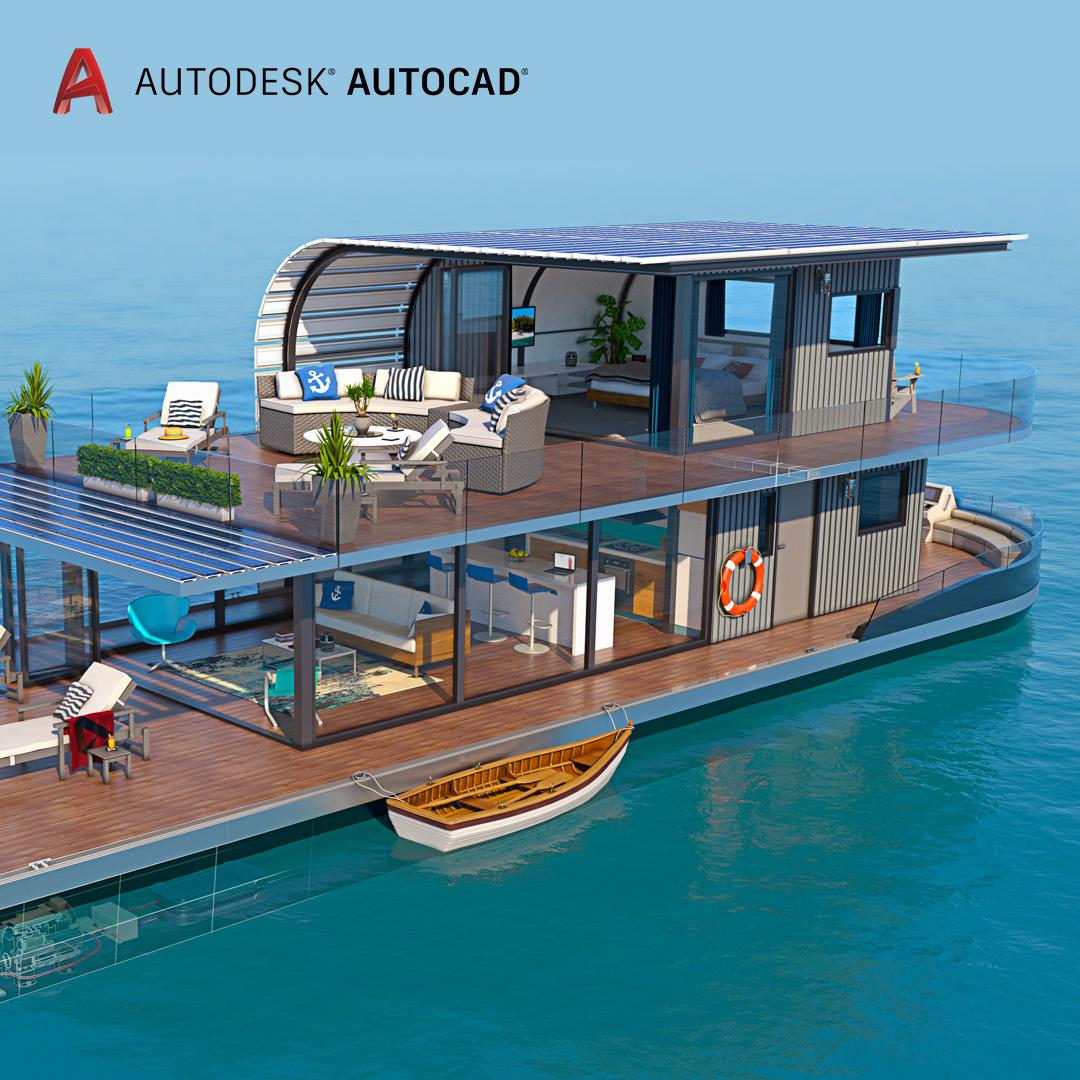 AutoCAD – Vizatimi ne 3D